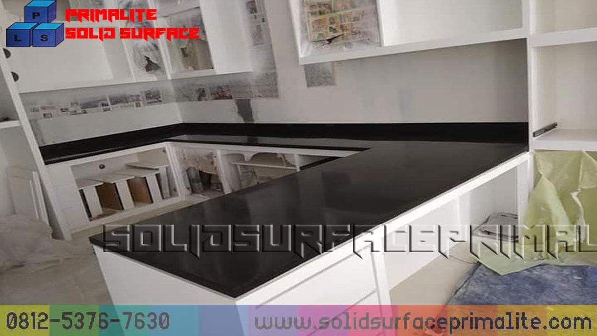 Solid Surface Merubah Dapur Menjadi Indah