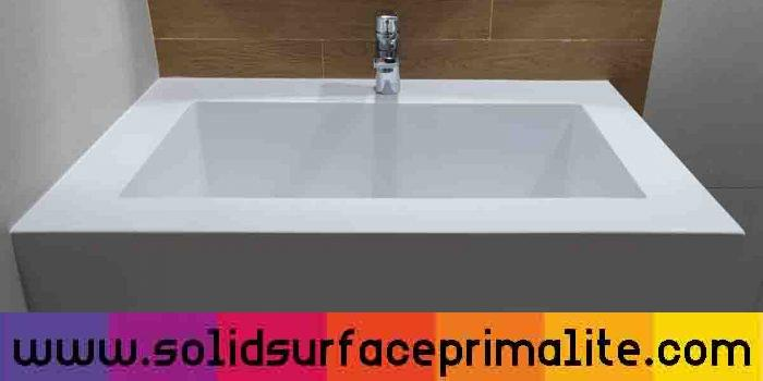 Buat Wastafel Sendiri Dengan Solid Surface Terbaik Nomor 1 Di Indonesia
